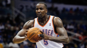 Kendrick Perkins is now a Cleveland Cavalier! CalebOnSports.com