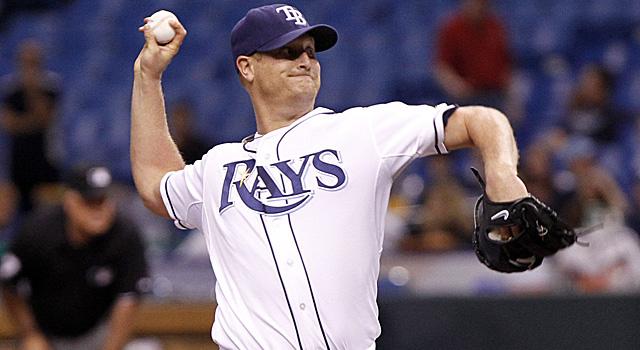MLB: San Diego Padres at Tampa Bay Rays